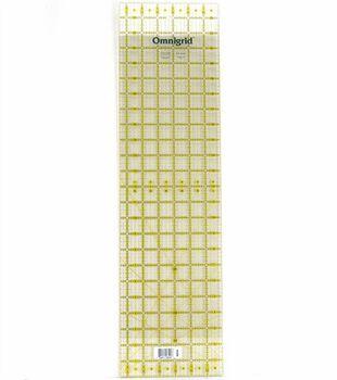 """Omnigrid Quilting Ruler-6-1/2""""x24"""""""