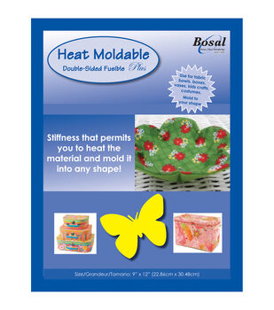 Heat Moldable Stabilizer 20X36