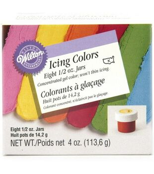Wilton® 8-Icing Colors Set