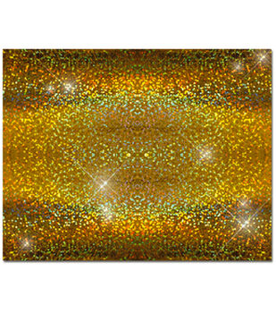 Holographic Poster Board Silver And Gold 5 Pack
