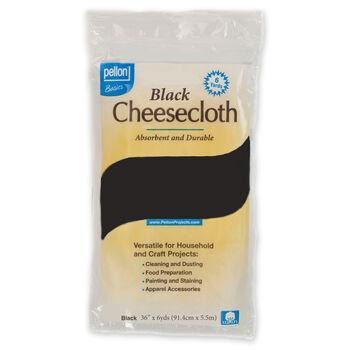 Pellon Cheesecloth Pkg 36x6 Black