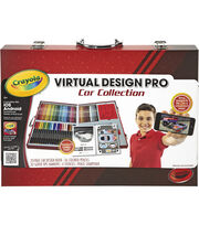 Crayola® Virtual Design Pro Car Collection, , hi-res