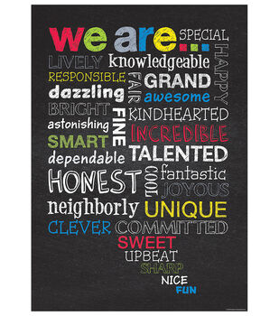 We Are…Inspire U Poster