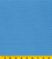 Premium Cotton Fabric-Mia Dots Blue, , hi-res