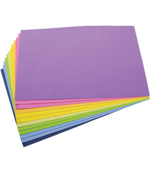 "Darice® Spring 12""x18"" Foam Value Pack-12PK"