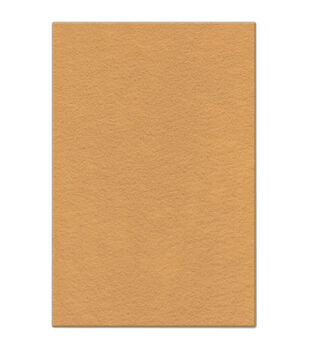 "Kunin Eco-Fi Plus Premium Felt Sheet 12""X18""-Cashmere Tan"