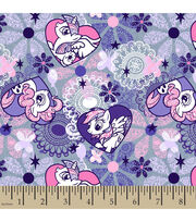 Hasbro® My Little Pony® Lace Chambray Fabric, , hi-res
