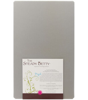 "Steady Betty 15""X24""-Gray"