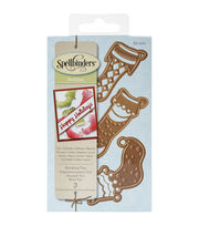 Spellbinders® Shapeabilities Die D-Lites-Stocking Trio, , hi-res