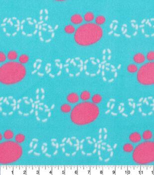 Blizzard Fleece Fabric-Woof