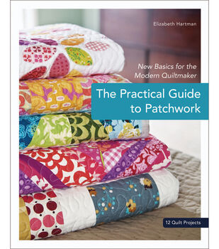 C&T Publishing-Stash Books-The Practical Guide To Patchwork