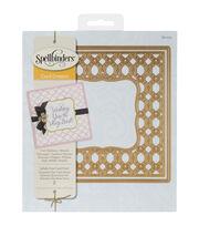 Spellbinders Nestabilities Labels 1 Card Front Card Creator Dies, , hi-res