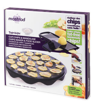 Mastrad Topchips Maker & Mandoline Set