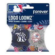 Forever Collectibles Logo Loomz Filler Pack New York Yankees, , hi-res