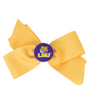 Louisiana State University NCAA Hair Barrette, , hi-res