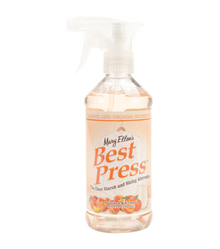 Mary Ellen's Best Press Clear Starch Alternative-16oz