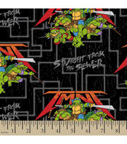 Nickelodeon Teenage Mutant Ninja Turtles Straight From The Sewer Cotton, , hi-res