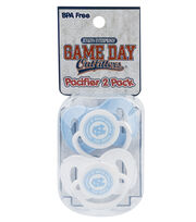 University of North Carolina NCAA Pacifiers, , hi-res