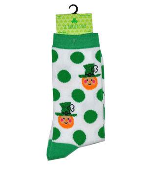 St. Patrick's Day Crew-Leprechaun Dot