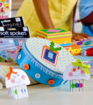 Birthday Cake Boxes