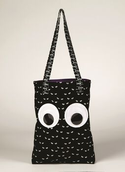 Glow In The Dark Halloween Tote