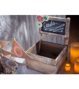 Idea Market Wedding Card Box