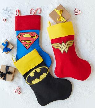 How To Make A Superhero Stockings