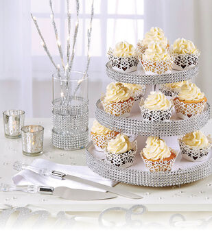 Glamour Bridal Dessert Accessories