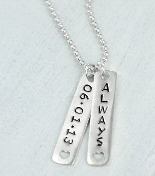 How To Make An Always Necklace