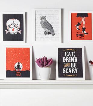 Halloween Wall Art Printables