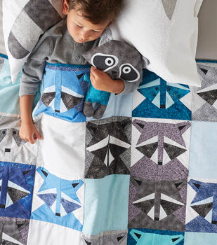 How To Make A Racoon Quilt