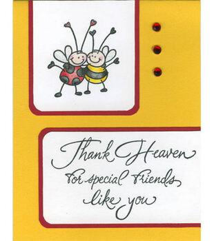 Bee Buddies Card