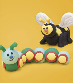 Caterpillar & Bumblebee