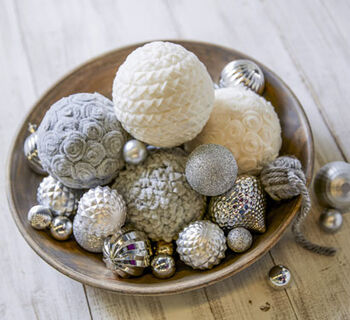 Makers Guide: Decorative Fleece Orbs