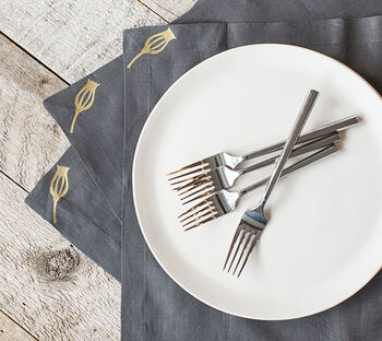 How To Make A Flower Bud Placemat