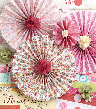 Paper medallions and circle confetti