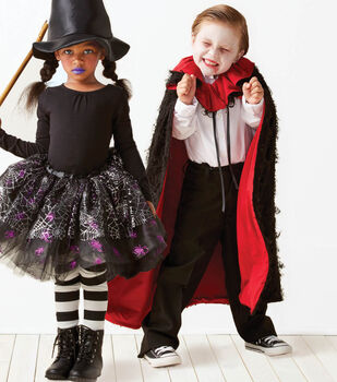 How To Make A Halloween Cape