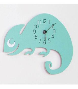 Chameleon Clock