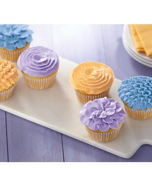 Petal Pastel Cupcakes