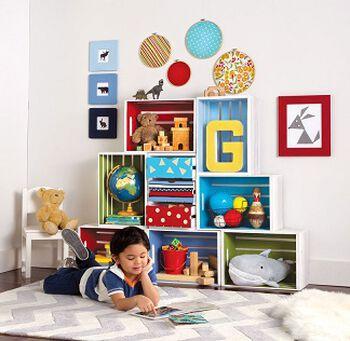 Kid's Room Creative Space