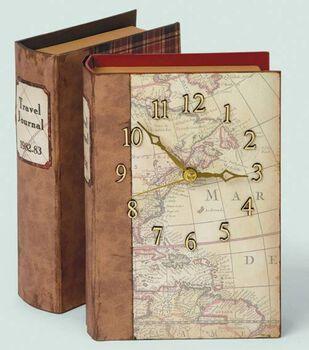 Decorative Book Clock