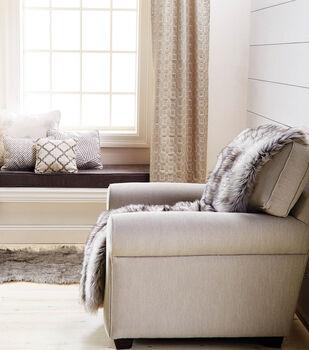 Home Decor Faux Fur Style