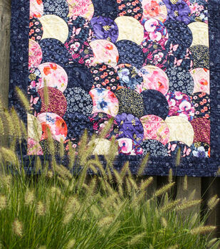 How To Make A Kathy Davis Clamshell Quilted Wall Hanging