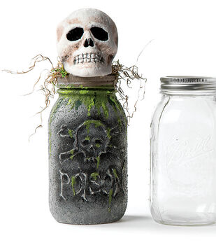 How To Make A Poison Ball Jar