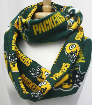 NFL Fleece Infinity Scarf