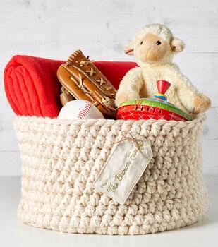 Crochet Yarn Bin