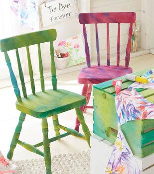 Tie Dye Furniture