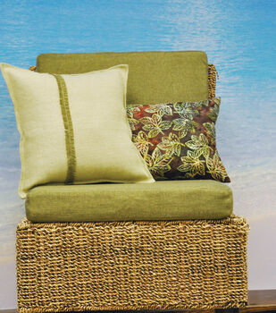 WeatherSoft Outdoor Living Cushions and Pillows