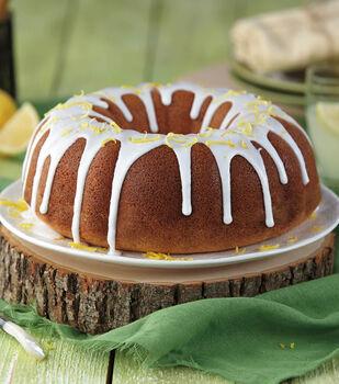 Sweet Meyer Lemon Pound Cake