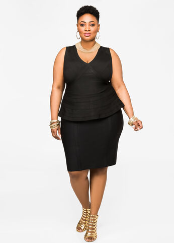 Plus Size Outfits - Classy Night Out